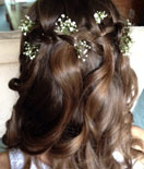 Contemporary Wedding Hairstyles